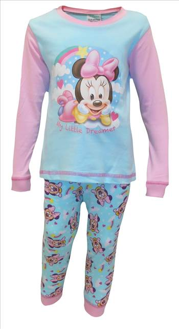 Minnie Mouse Baby Pyjamas PG271 (2).JPG by Thingimijigs