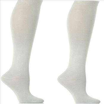White Knee High School Socks.jpg by Thingimijigs