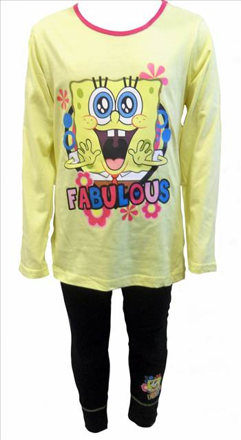 Spongebob Pyjamas PG139.JPG by Thingimijigs