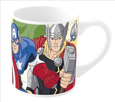 Marvel Avengers Mug 10190 Red a.jpg by Thingimijigs