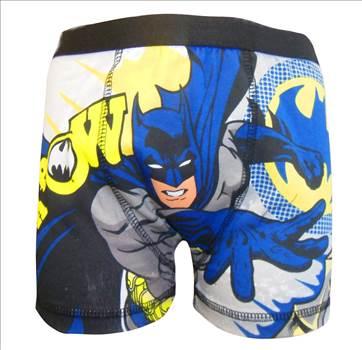 Batman Boy's Boxer Shorts BBOX14 (1).JPG by Thingimijigs
