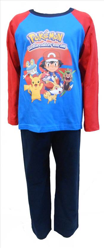 Pokemon Boys Pyjamas PB276.JPG by Thingimijigs