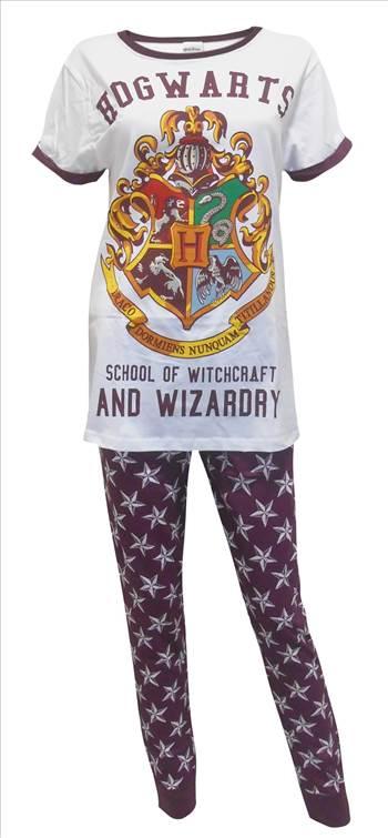 Harry Potter Ladies Pyjamas PJ67 (2).jpg by Thingimijigs