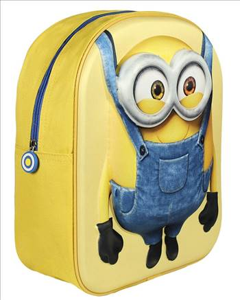 Minions 3D Backpack BP218.jpg by Thingimijigs