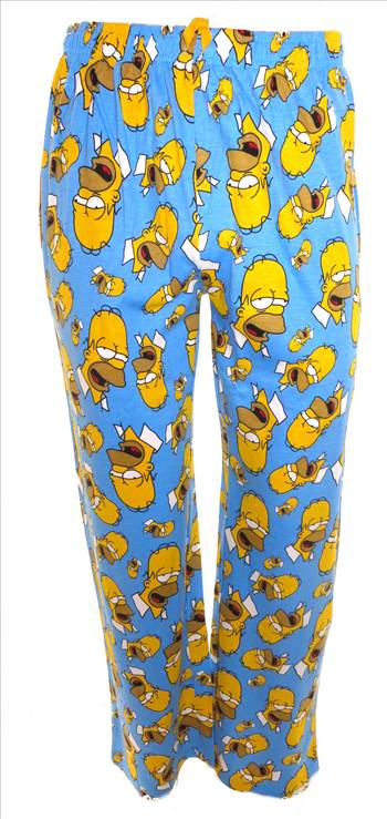 The Simpsons Lounge Pants MLP30.JPG by Thingimijigs