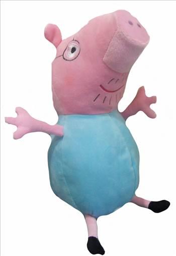 1. Daddy Pig Plush Toy.JPG by Thingimijigs