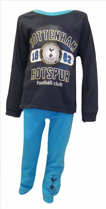 Tottenham Hotspur Pyjamas SPURS_2015.JPG by Thingimijigs