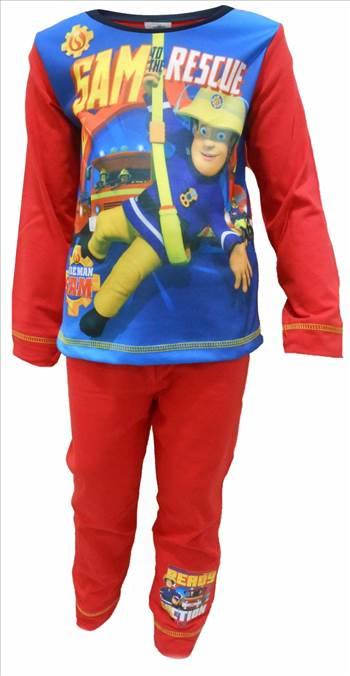 Fireman Sam Pyjamas PB343 (2).JPG by Thingimijigs