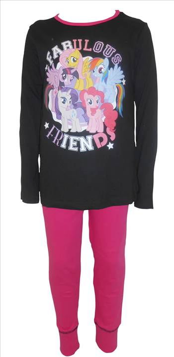 PG162 My Little Pony Pyjamas.jpg by Thingimijigs