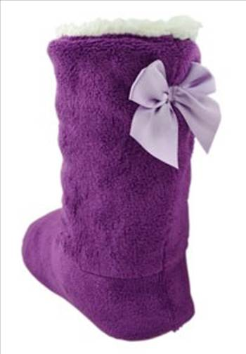 3360-1_sherpa_plain_boots_bow_1 Purple.jpg by Thingimijigs