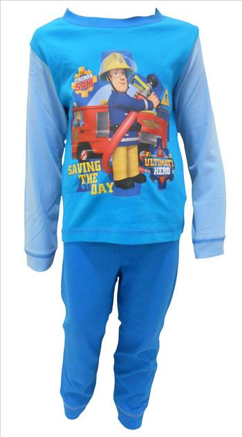 Fireman Sam Boys Pyjamas PB283.jpg by Thingimijigs
