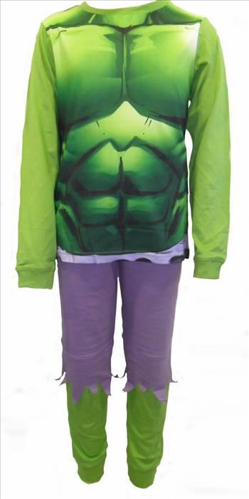 The Incredible Hulk Pyjamas PB187.JPG by Thingimijigs