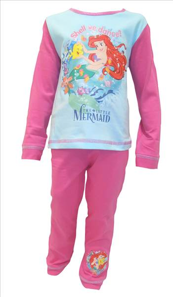 Disney Little Mermiad Pyjamas PG185.JPG by Thingimijigs