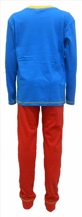 Superman Boys Pyjamas PB294 (2).JPG by Thingimijigs