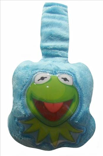 The Muppets Kermit Ear Muffs (2).JPG by Thingimijigs