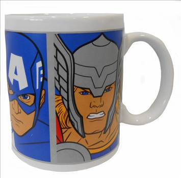 Marvel Avengers Mug 10190_BLUE b.JPG by Thingimijigs