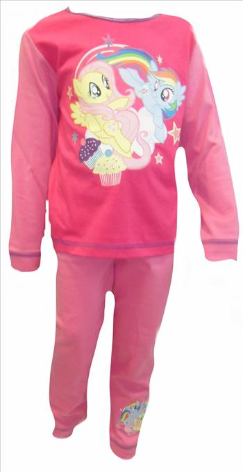 My Little Pony Pyjamas PG128.JPG by Thingimijigs