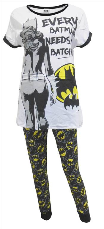 Batgirl Pyjamas PJ88 (2).JPG by Thingimijigs