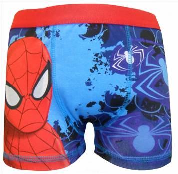 Spiderman Boy's Boxer BBOX18 (3).JPG by Thingimijigs