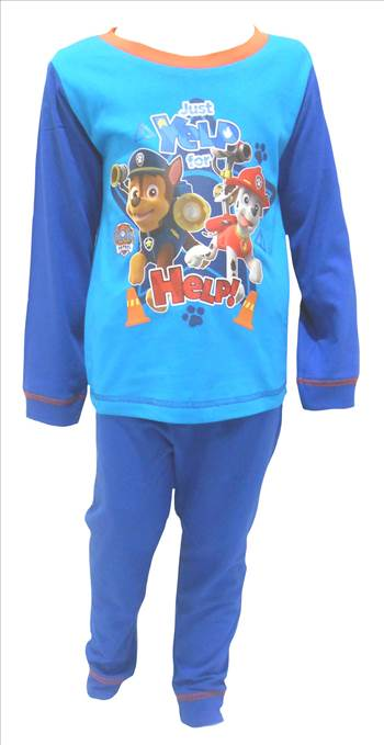 Paw Patrol Boy's Pyjamas PB214.jpg by Thingimijigs