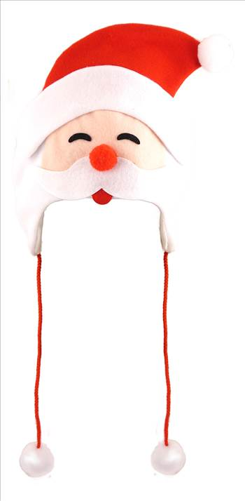 Father Christmas Fancy Dress Hat.jpg by Thingimijigs