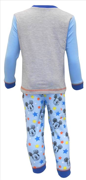 Mickey Mouse Baby Pyjamas PB371 (1).JPG by Thingimijigs