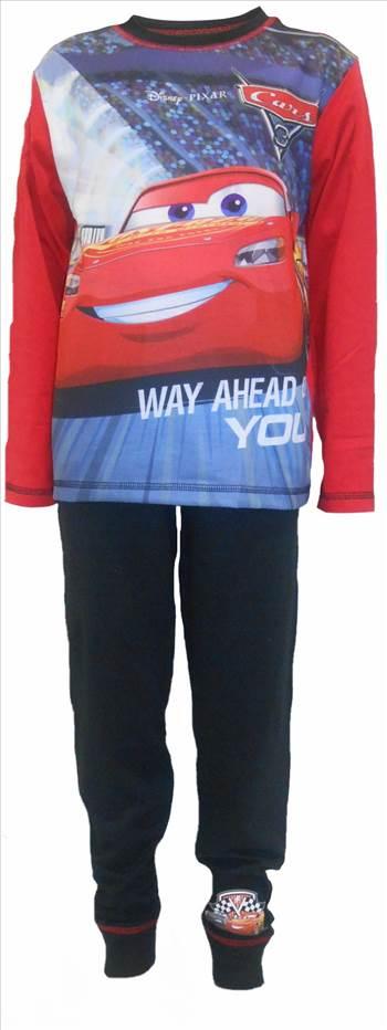 Disney CArs Pyjamas PB318 (1).JPG by Thingimijigs