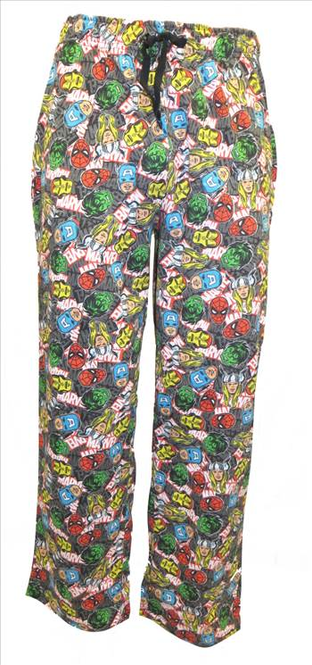 Marvel Comics Lounge Pants MLP33.JPG by Thingimijigs