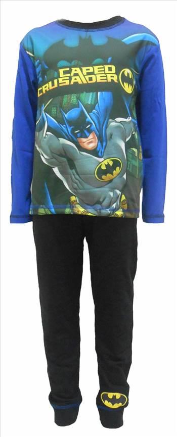 Batman BOys Pyjamas PB293 (2).JPG by Thingimijigs