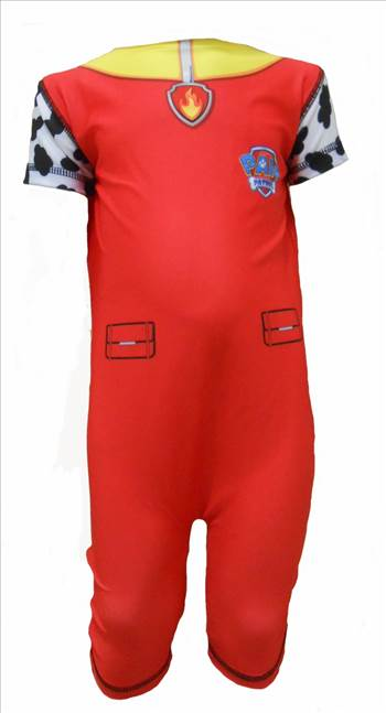 56515 red paw Patrol Swimsuit.JPG by Thingimijigs