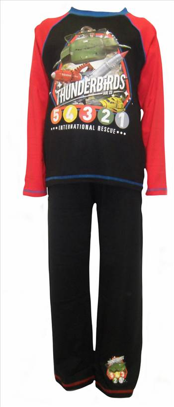 Thunderbirds PYjamas PB207.JPG by Thingimijigs