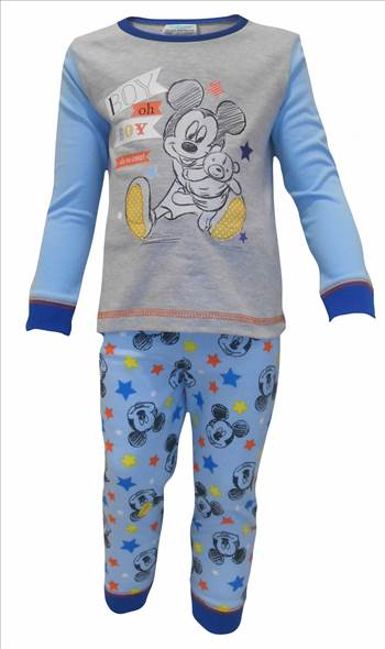 Mickey Mouse Baby Pyjamas PB371 (2).JPG by Thingimijigs