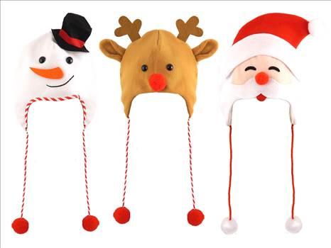 Christmas Hats W57052.jpg by Thingimijigs