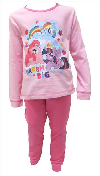 Girls My Little Pony Pyjamas PG212.JPG by Thingimijigs