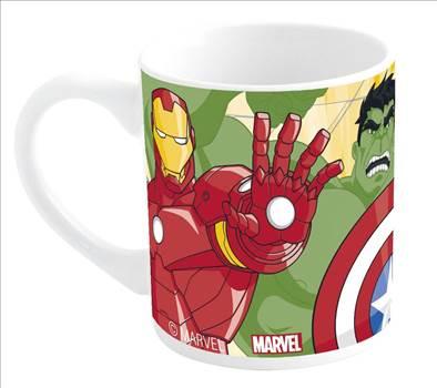 Marvel Avengers Mug 10190 Red b.jpg by Thingimijigs