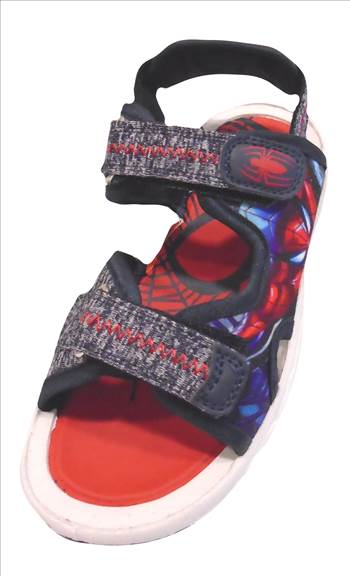 SPIDERMAN ARSHAN SANDAL.JPG by Thingimijigs