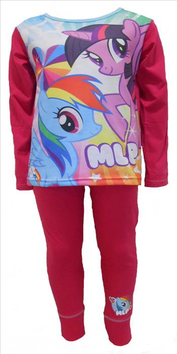 My Little Pony Pyjamas PG177.JPG by Thingimijigs
