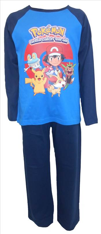 Pokemon Boys Pyjamas PB279.JPG by Thingimijigs