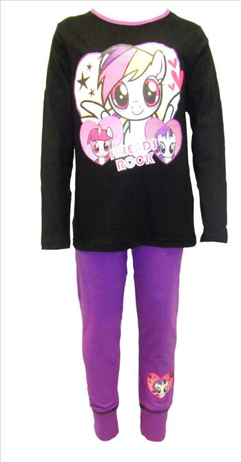 My Little Pony Pyjamas PG130.JPG by Thingimijigs
