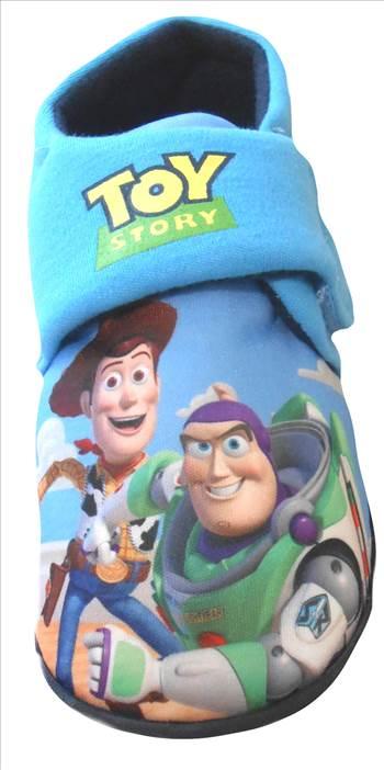 Toy Story CLIMINO SLIPPER (1).JPG by Thingimijigs