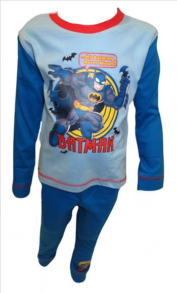 Batman Toddler Pyjamas PB162.JPG by Thingimijigs