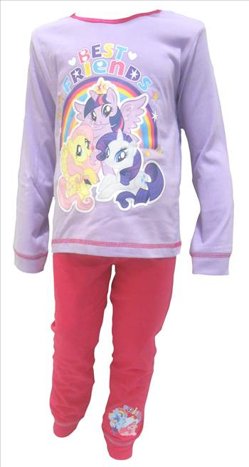 My Little Pony Pyjamas PG171.JPG by Thingimijigs