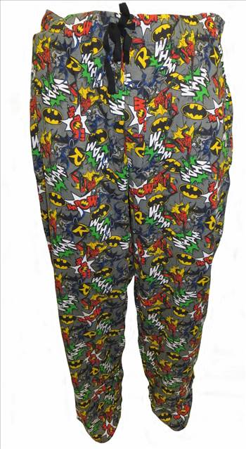 Batman Lounge Pants MLP39.JPG by Thingimijigs