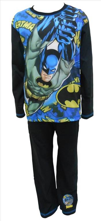 Batman Boys Pyjamas PB249.JPG by Thingimijigs