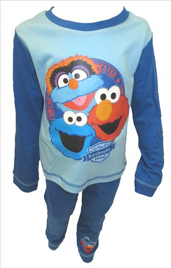 Furchester Hotel Boy's Pyjamas PB170.JPG by Thingimijigs