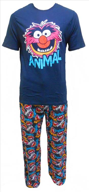 Men's The Muppets Pyjamas PJ10.JPG by Thingimijigs