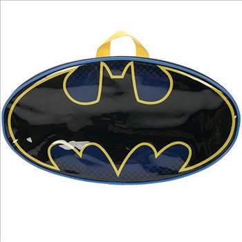 Batman Logo Backpack.jpg by Thingimijigs