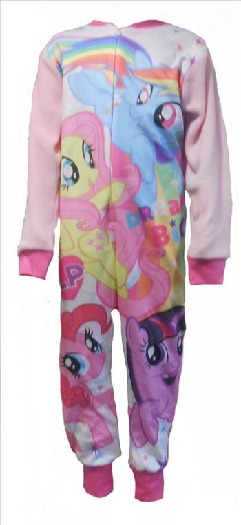 My Little Pony Girls Fleece Onesie..JPG by Thingimijigs
