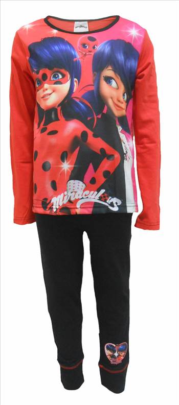 Miraculous Ladybug Pyjamas PG260 (4).JPG by Thingimijigs