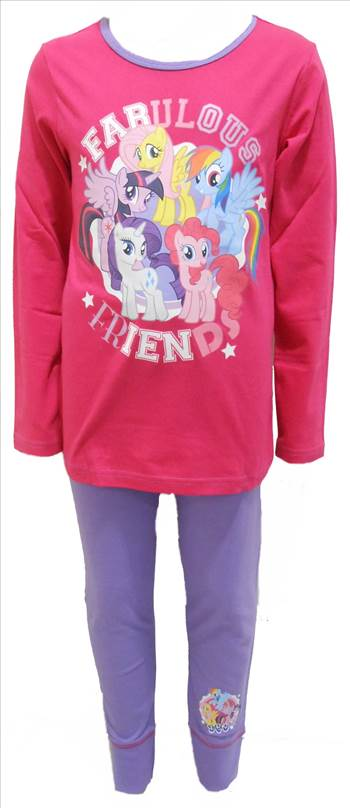 My Little Pony Pyjamas PG198.JPG by Thingimijigs